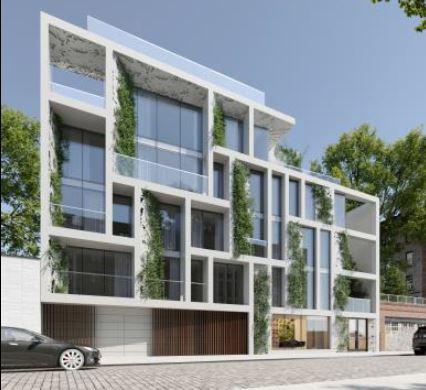 brooklyn condo construction rendering