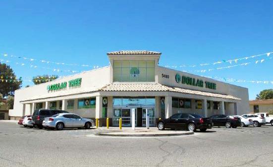 dollar tree retail building tucson