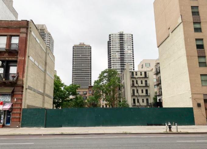 harlem new york real estate