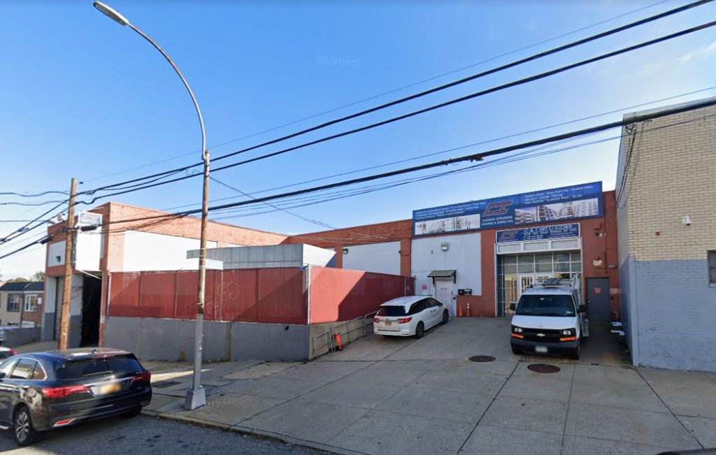 queens new york warehouse storage acquisition loan