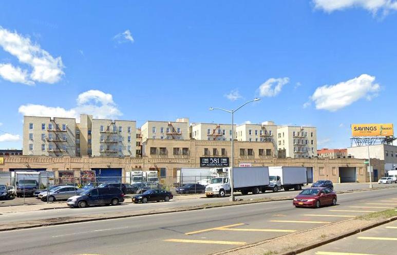 bronx NY warehouse self-storage building
