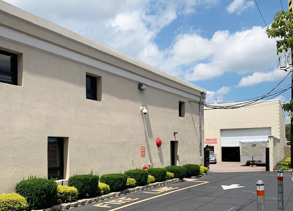 new jersey industrial property