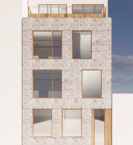 Greenpoint Brooklyn Condominium Building