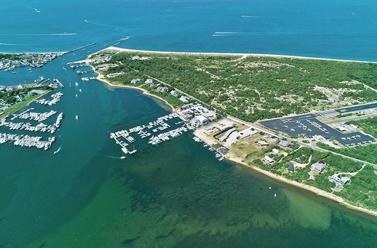 montauk waterfront property bridge loan